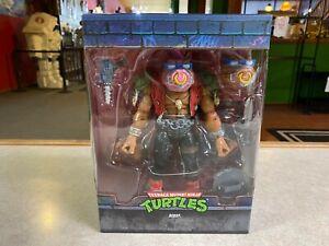 2020 Super 7 Teenage Mutant Ninja Turtles Ultimate BEBOP Action Figure NIB