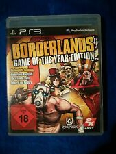 Borderlands Game of the Year Edition PS3 PlayStation 3 Spiele Sammlung