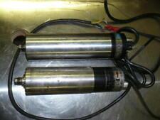 Precise Sc67 Sc60 High Speed Spindles 15k 54k Rpm 45 165 Volts