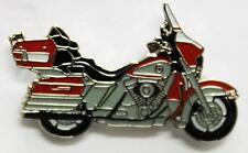 NEW Harley Davidson Electra Glide Enamel Collector Pin Badge from Fat Skeleton
