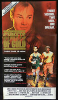 STREETS OF GOLD Rare Daybill Movie Poster Klaus Maria Brandauer Wesley Snipes