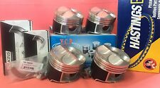 YCP B16 B18 81mm JDM High Comp. Pistons+Rings+Bearings Acura Honda Civic Type R
