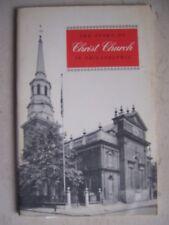 The Story of Christ Church in Philadelphia (1969) Paperback