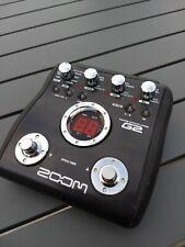 Zoom G2 Multieffektgerät