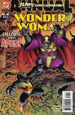 Wonder Woman Annual No.8 / 1999 JLApe / Arthur Adams Cover