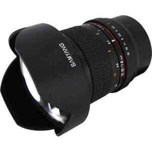 Samyang 14mm F/2.8 ED AS IF UMC Lens For Fuji X Mount