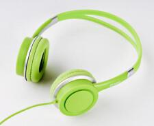 Breo Santos ST5 Green Headphones