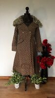 FINAL REDUCTION. COAT BY BOHEMIA OF SWEDEN BOHEMIAN,  LAGENLOOK RRP £215 SIZE S
