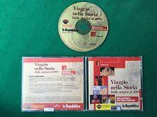 1 CD-ROM - VIAGGIO NELLA STORIA DALLE ORIGINI AL 2000 Vol. 1 La Repubblica