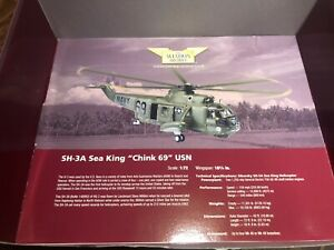 "Corgi 1/72nd US33411 Sea King ""Chink"" Vietnam Limited Edition"