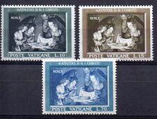 Vatican City - 1960 Christmas Mi. 357-59 MNH