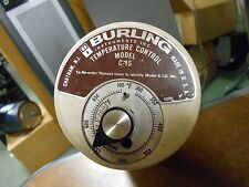 BURLING INSTRUMENTS TEMPERATURE CONTROL MODEL C-1S515 (H2-4)
