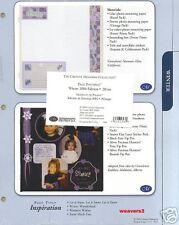 Creative Memories Winter 2004 Page Patterns NLA