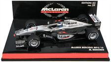 Minichamps McLaren Mercedes MP4/15 2000 - Mika Hakkinen 1/43 Scale