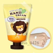 Rose Shea Butter Hand Cream 35g(1.18oz), Mini Size, Made in korea, Paraben Free