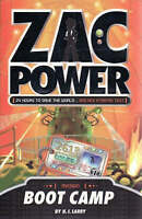 Zac Power - Boot Camp