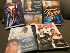 5 Dvd Lot Fame Wedding Daze Eternal Sunshine Of The Spotless Mind Burning Plain