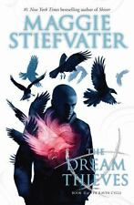 The Dream Thieves (The Raven Cycle), Stiefvater, Maggie, Acceptable Book