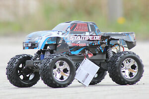 Traxxas 36054 -1 blau X Stampede 1:10 RTR Monster Truck Brushed Monstertruck NEU