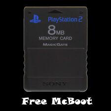 🔼 PS2 - Free McBoot v 1.95 - Memory Card 8 MB Oficial - PlayStation 2 🔼