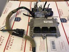 06 Honda Pilot 37820-RYP-A53 Engine Control ECU ECM EBX Module W/KEY IMMOBILIZER