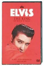 Elvis Presley - King Of Rock And Roll (NEW DVD)