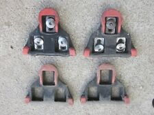 SHIMANO RED cleats SM-SH10 FIXED 2-pairs spd-sl