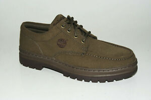 Timberland Bush Canvas Oxford Hiker Size 41 US 24 7/12ft Men Lace Up 68533