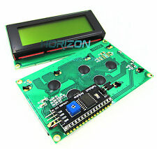 Yellow Display Serial Interface 2004 Character LCD Module NEW good quality
