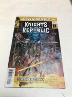 Dark Horse 2007 Star Wars: Knights of the Old Republic Handbook #1 Good