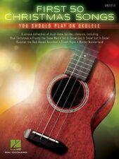 First 50 Christmas Songs You Should Play on Ukulele Sheet Music Ukulel 000171335