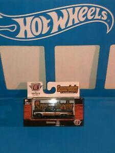1979 CHEVROLET SILVERADO WOODSON,M2 DIECAST,FROM THE 2021 SYNDICATE SET!!!!!!!!!