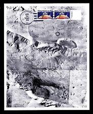 """1980 Viking 1 - Canyon-Forming Landslides - 10"""" X 8"""" Photo - U.S.#1759(Esp#7975)"""