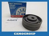 Tensioner Tension Roller SKF For FORD Escort Fiesta Orion VKM14101 6121780