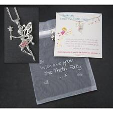 Girls Tooth Fairy Set With Necklace gift 69835