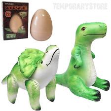 DINO Tratteggio Uovo Piccolo-NV202 il tuo in Crescita Dinosauro divertente giocattolo per bambini da cova