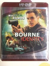 Bournemouth Identity HD-DVD Factory Sealed