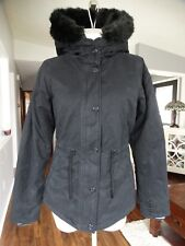 NWT Bench Padded Jacket with Faux Fur lining Small