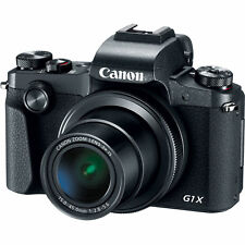 New Canon PowerShot G1X Mark III Digital Camera