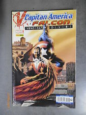 CAPITAN AMERICA E FALCON 1 - Marvel Mix n° 57 - 2005 - Ed. Panini Comics