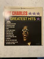 Ray Charles : Greatest Hits STEREO RECORD VINYL LP