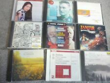 Classical and Classical Related Music CD Collection - 100 TOTAL CDs !! Wholesale
