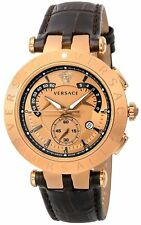 VERSACE Quartz Men's Watch V-RACECHRONO Gold Dial 23C80D999S497