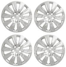 "17"" Chrome Wheel Covers Hubcaps FOR 15 16 2015 2016 Chrysler 200 LX"