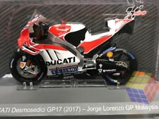 ☆ Jorge Lorenzo # 99 • MOTO GP 2017 Malaysia • DUCATI Desmosedici GP17 (1/18)