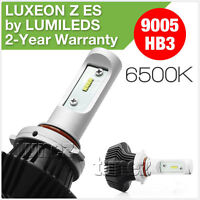 Lumileds LED 9005 HB3 Car Truck Headlight Conversion Kit Fog Light Lamp White OZ