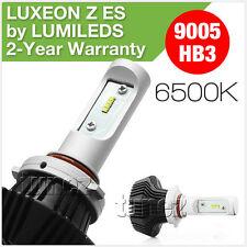 Car Truck LED 9005 HB3 Philips LUXEON Z ES Headlamp Headlight 6500K Lumileds Kit
