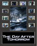 The Day After Tomorrow Film Cell Presentation 10x8 Mounted 10 cells