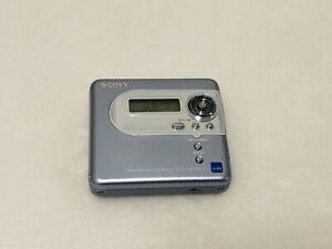 Hi-MD MiniDisc MD Walkman Sony MZ-NH600 Net MD MDLP Mini Disc Player Recorder