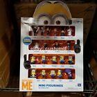 Toys R Us TRU Despicable Me Complete 20 piece Minions Mini Figurines Set NIB *F3